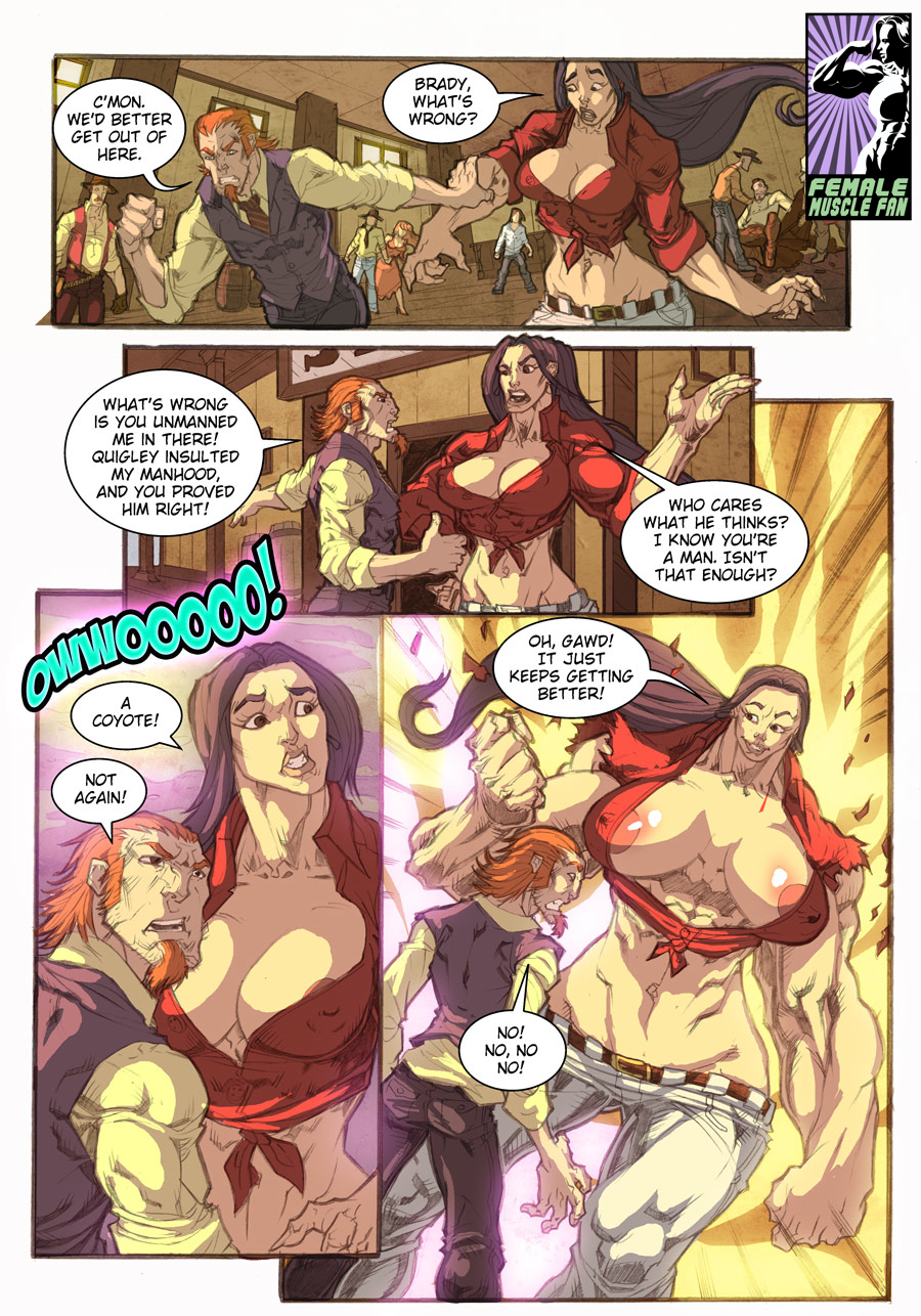 Precisely know, Muscle giantess growth sex comics are