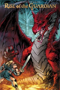 rise_of_the_guardian_3___dragon_slayer_by_female_muscle_comics-d8gxtz4