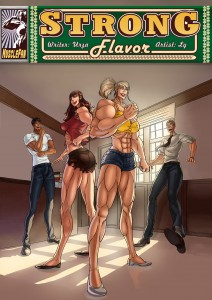 strong_flavor___bubblicious_muscle_babes_by_female_muscle_comics-d7wch45
