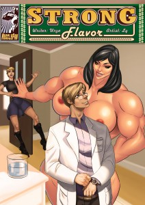 strong_flavor_2___sexy_scientist_snacks_by_female_muscle_comics-d8t66p0