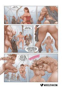 muscular_catfighters_by_muscle_fan_comics-d9uhayh
